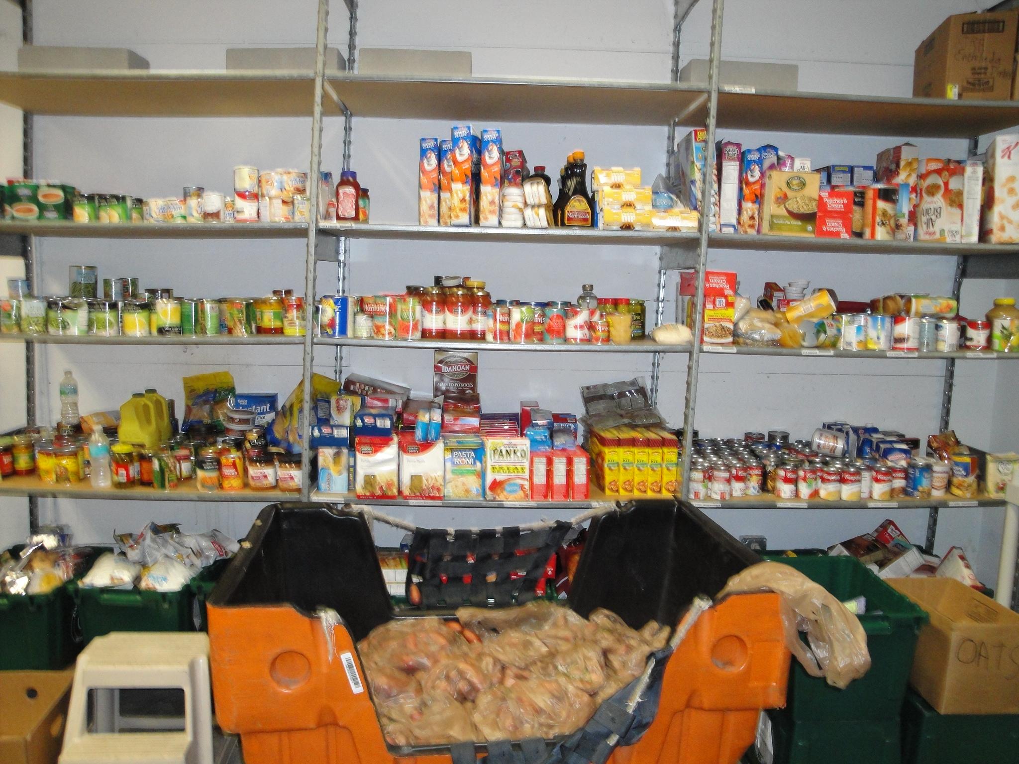 Grace Community Food Pantry